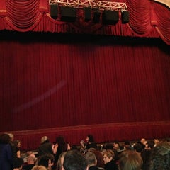 Photo taken at Gerald Schoenfeld Theatre by Marina H. on 3/30/2013