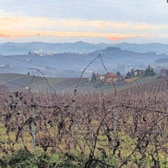 Photo taken at Vigna Dolcetto-Garitta by Cascina G. on 1/16/2013