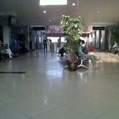Photo taken at Stasiun Sudirman by Ana F. on 11/26/2012