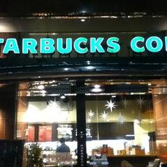 Photo taken at Starbucks Coffee 茅場町店 by kazuki01 on 12/23/2012