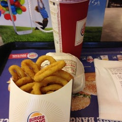 Photo taken at BURGER KING by T C. on 6/7/2013