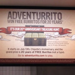 Photo taken at Chipotle Mexican Grill by Jay S. on 7/22/2013