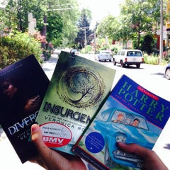 Photo taken at BMV Books by Luiza C. on 7/31/2015