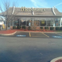 Photo taken at McDonald's by Brian W. on 11/2/2012