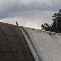 Photo taken at Evergreen Dam by mindi on 6/23/2013