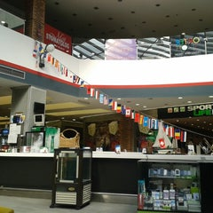 Photo taken at Mercator Grand centar by mare on 3/29/2015