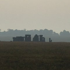 Photo taken at Stonehenge by ActionStanis .. on 7/13/2013