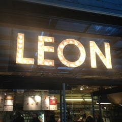 Photo taken at Leon by Michael T. on 1/21/2013