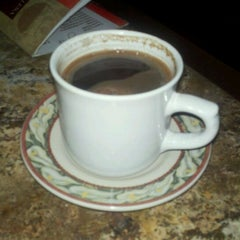 Photo taken at Cafe La Casa by Ariel A. on 10/12/2012