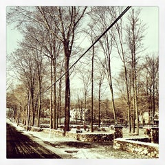 Photo taken at Easton, CT by Jen on 12/25/2012