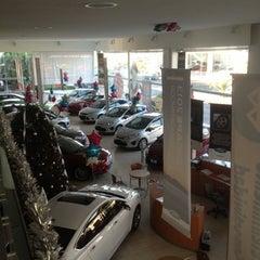 Photo taken at Ford Veracruz by Melba ĢęӎҨ on 12/10/2012