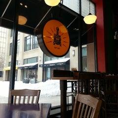 Photo taken at Potbelly Sandwich Shop by Kristin C. on 2/12/2014