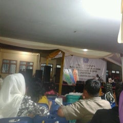 Photo taken at STISIPOL Raja Haji by Adelia S. on 8/31/2013