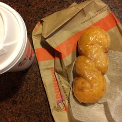 Photo taken at Dunkin Donuts by Brian M. on 10/11/2014