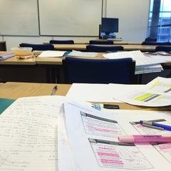 Photo taken at Birmingham City University by Mai N. on 5/6/2014