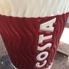 Photo taken at Costa Coffee by Janet L. on 4/22/2014