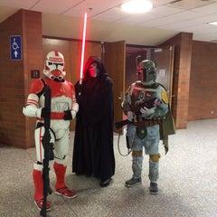 Photo taken at McKinley Senior High School by Lisa L. on 3/1/2014