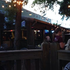Photo taken at Ozona Bar & Grill by Juan C V. on 5/25/2014