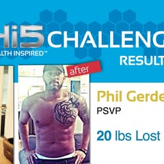Photo taken at 24 Hour Fitness by Phil G. on 5/19/2014