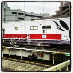 Photo taken at 牛久駅 (Ushiku Sta.) by SISIMARU I. on 3/30/2013