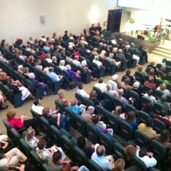 Photo taken at Unity Church of Clearwater by Russ H. on 12/23/2012