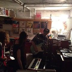 Photo taken at Flashback Records by Manu S. on 8/22/2014