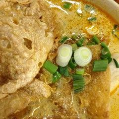 Photo taken at Taste Good Malaysian Cuisine 好味 by Moo N. on 2/14/2013
