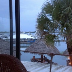 Photo taken at Conch House Restaurant by Kristin E. on 7/22/2013