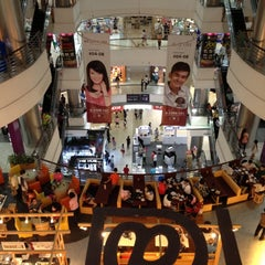 Photo taken at Century Square by A G. on 11/3/2012