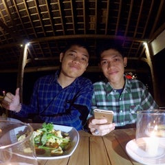 Photo taken at Cafe Alberto by bagus ian r. on 8/2/2015