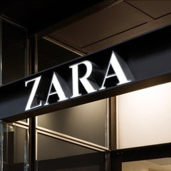Photo taken at ZARA by Victor on 7/13/2014