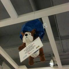 Photo taken at IKEA 宜家家居 by mingwai L. on 11/21/2012