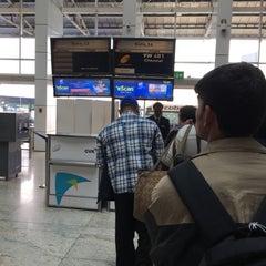 Photo taken at Terminal 1B by M. A. on 1/12/2016