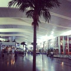 Photo taken at Cairo International Airport (CAI) by Maraja on 5/24/2013