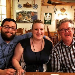 Photo taken at Bavarian Grill by Bryce C. on 3/18/2015