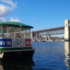 Photo taken at Aquabus Hornby St. Dock by Steve Y. on 11/3/2013