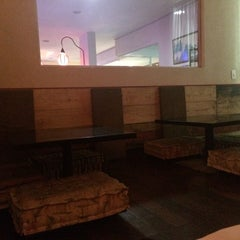 Photo taken at Japinha Sake Bar by Katherine S. on 11/26/2014