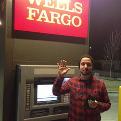 Photo taken at Wells Fargo by Mike Z. on 1/12/2013