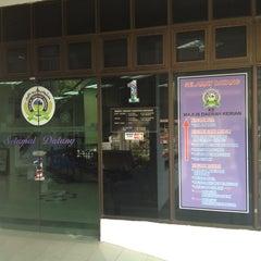 Photo taken at Majlis Daerah Kerian by Nik Jajaz J. on 10/22/2012