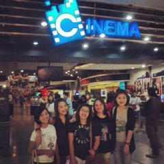 Photo taken at SM Cinemas Megamall by Jea T. on 6/8/2013