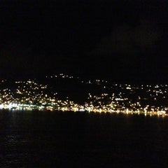 Photo taken at Port Of St. Thomas by Richard H. on 10/10/2012