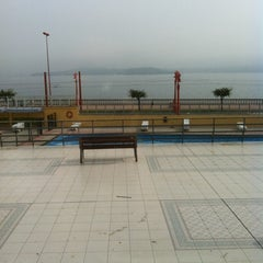 Photo taken at R.S.D. Hípica da Coruña by Marta G. on 9/17/2012