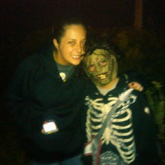 Photo taken at Wilmington Haunted Hollow Ride by Heather S. on 9/30/2012