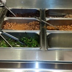Photo taken at Chipotle Mexican Grill by Jessica S. on 1/19/2014