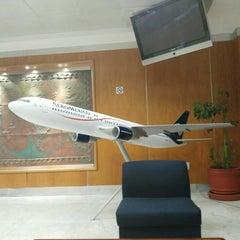 Photo taken at Oficinas Corporativas Aeroméxico by Rocko D. on 7/7/2015