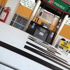 Photo taken at Gasolinería by Marco Vinicio F. on 5/15/2013