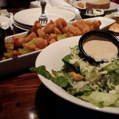 Photo taken at Long Horn Steakhouse by Monira A. on 10/13/2013