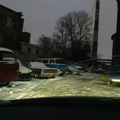 Photo taken at Wild Side Тюнинг Гараж by Дима on 1/14/2013