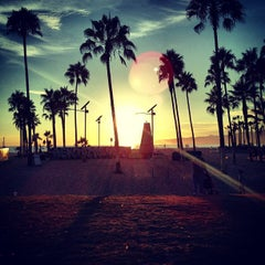 Photo taken at Venice Beach by OG on 9/3/2013