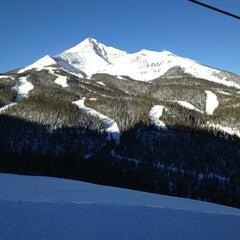 Photo taken at Big Sky Resort by Erik W. on 2/2/2013